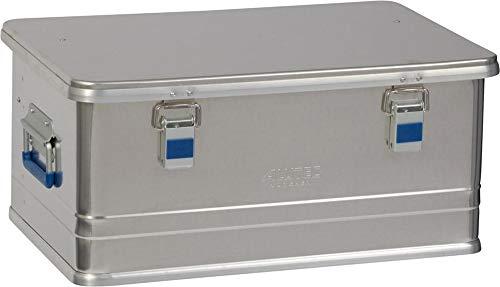 Alutec Transportkiste Comfort 48 - Aluminium Box 48 Liter mit Deckel verschließbar