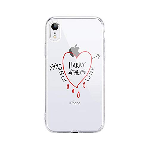 Cute Harry Style Phone Case For iPhone 12 11 Pro Max Fundas Soft Silicona For iPhone X XS Max XR Cover For iPhone 7 8 Plus Cases-1101717-For iPhone 11Pro Max