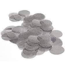 Pipe Screen Filters 200 Pieces Of Standard Size (3/4 inch) Filters