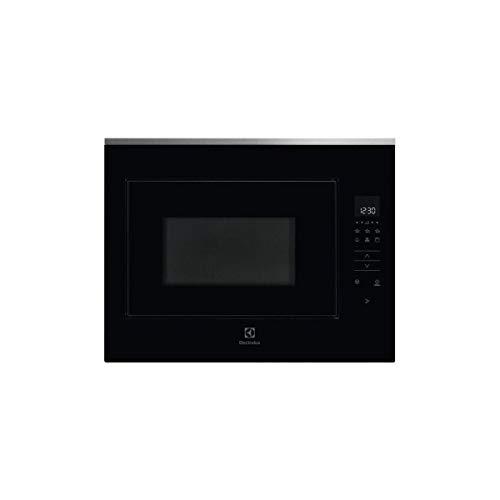 Micro ondes Grill Encastrable Electrolux KMFD264TEX - Micro-Ondes + Grill Intégrable Inox anti-trace et noir - 26 litres - 900 W