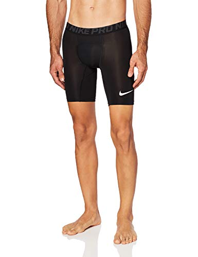 Nike Herren Pro Compression Short Boxershorts, Schwarz (Black 838061-010), Small (Herstellergröße:S)