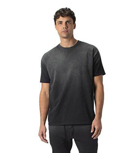Zanerobe Men's Classic Cotton Short Sleeve Field Work Box Tee, Deco T-Shirt