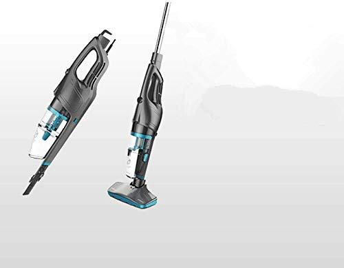 LLKK Ultra Tranquilo Mini Home Rod Aspirador portátil Colector de Polvo portátil Aspirador de casa Handheld Aspirumeer Negro,Negro