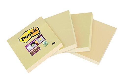 Post-it Super Sticky – Blíster con 4 blocs notas x 45 hojas
