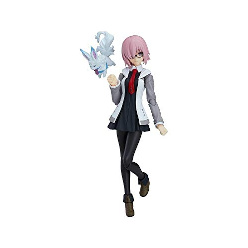 Unbekannt Max Factory Fate/Grand Order Shielder Mash Kyrielight Casual Ver. Figma Action Figure