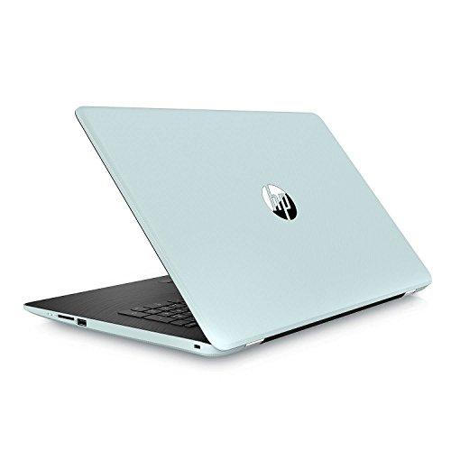 HP 17.3 HD+ Notebook (2018 New), Intel Core i3-7100U Processor 2.4 GHz, 8GB Memory, 2TB Hard Drive, Optical Drive, HD Webcam, Backlit Keyboard, Windows 10 Home, Pale Mint