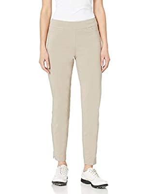 SLIM-SATION Womens Ankle Pant
