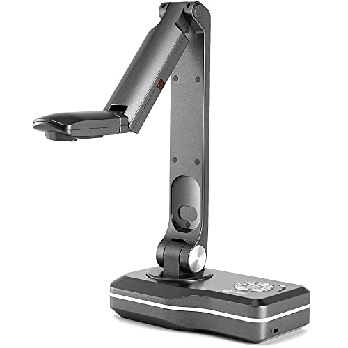 JOYUSING V508 VGA/HDMI/USB 8MP 8MP-Dokumentenkamera für Lehrer, Live-Demo, Webkonferenzen, Fernunterricht, Fernunterricht