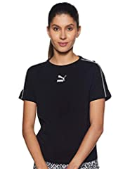 PUMA Classics Tight Top - Camiseta Mujer