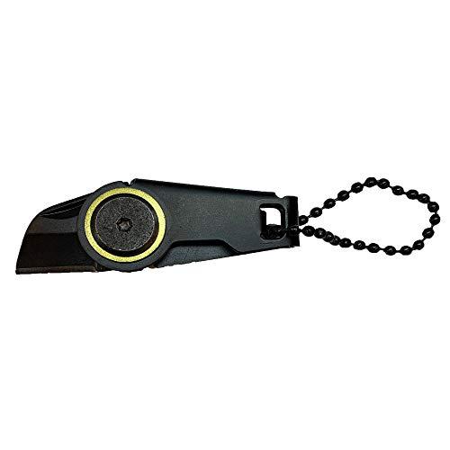 NF-Gadgets Micro Messer I Knife I Mini Taschenmesser I Schlüsselanhänger I Kleines Klappmesser