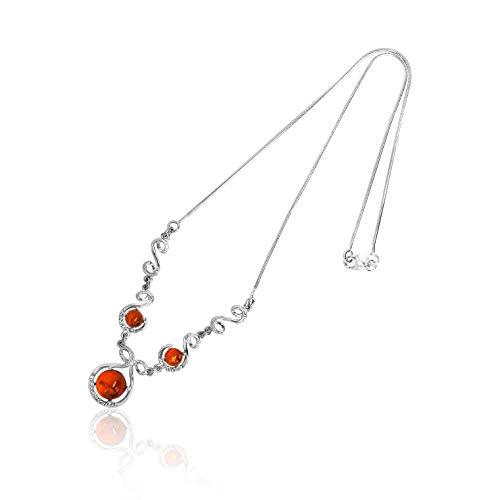 Goldmajor - Women Amber Collar Necklace CL248