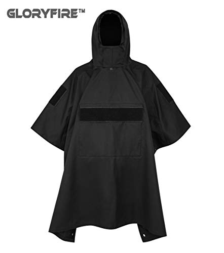 GLORYFIRE Tactical Poncho Review