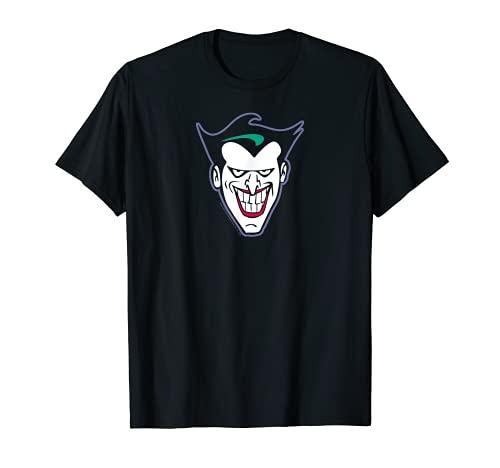 Batman: The Animated Series Joker Face T-Shirt