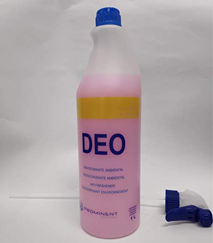 DEO FLORAL Ambientador desodorizante concentrado profesional 1000 ml
