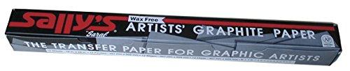 Saral 18x 24/457x 609mm Sallys Künstler Pack, Graphit