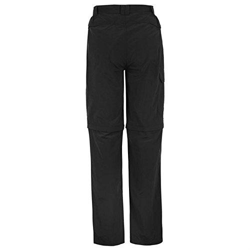 Karrimor Aspen Men's 2-in-1Zip Trousers for Trekking, Hiking and Outdoor Activities -  Black -  XXXX-Large