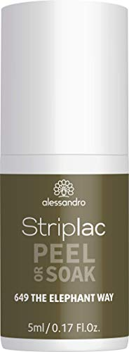 alessandro Striplac Peel or Soak The Elephant Way - LED Nagellack, 5 ml 48-649