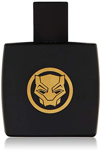Black Panther Colonia de Marvel para niños, 3.4 oz EDT Spray