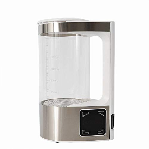 Best Price WANLECY Hydrogen-Rich Water Machine, LED Display High Concentration Super Large Capacity ...