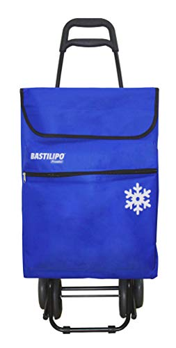 Bastilipo 7104 Julia Azul Eléctrico-Carro de la...