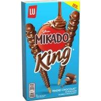 Mikado King Choco Chocolat 51g free Lait Free shipping New au