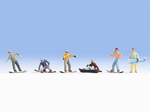 NOCH 15826 Snowboarder H0 1:87