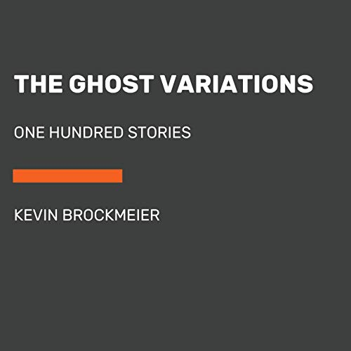 The Ghost Variations audiobook cover art
