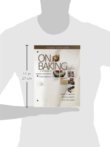 Study Guide for on Baking: A Textbook of Baking and Pastry Fundamentals
