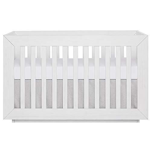Evolur Maddox Modern Crib, Weathered White