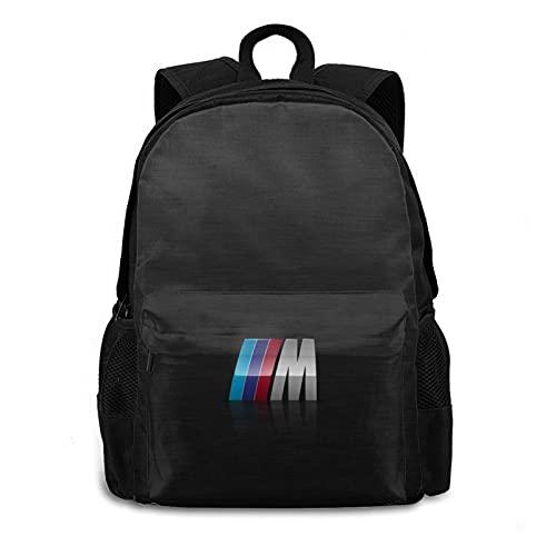 B-M-W - Bolsa de polietileno con cordón para niñas y niños, bolsa de gimnasio, mochila deportiva de natación, bolsa de viaje, escuela, bolsa de hombro