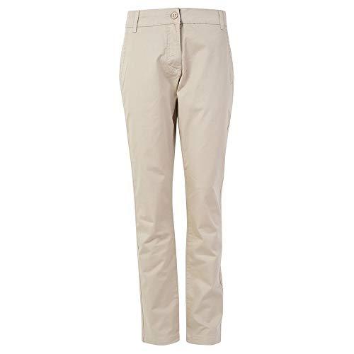 Pantalon de l'équipage de Gill femmes UK 12 Khaki