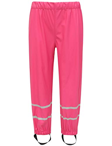BenBoy Pantalon Impermeable Infantiles Pespirable Resistentes al Viento Trekking Esqui Playa...