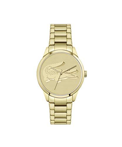 Lacoste Reloj Cosa análoga para De Las Mujeres de Cuarzo con Correa en Acero Inoxidable 2001175