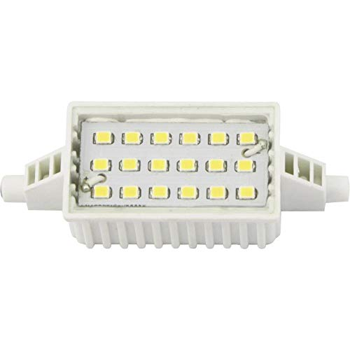 LightMe - Bombilla led (R7s, 78 mm, 480 LM, 6 W, R7s/830)
