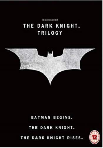 Dark Knight Trilogy,the [DVD-AUDIO]