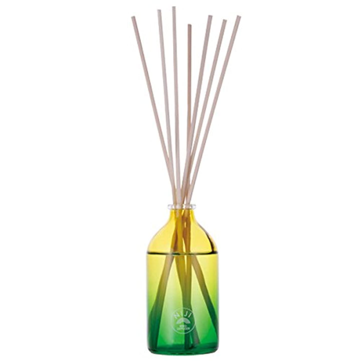 処理動力学免疫大香 NIJI reed diffuser Green flash 100ml