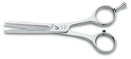 3 Claveles Classic - Tijera de peluquería esculpir 5.5