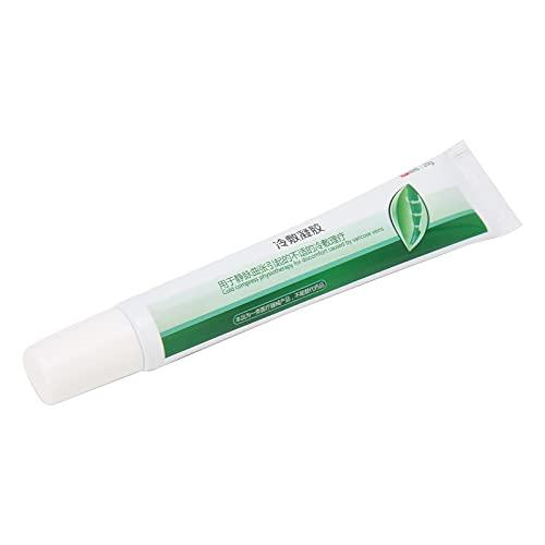 Crema para el tratamiento de las venas inflamatorias, crema para las varices de piernas fácil de llevar para la familia para el hogar
