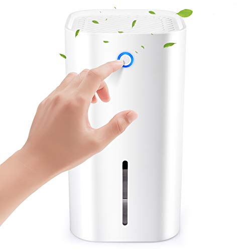 Belita Amy Mini Electric Dehumidifier, Energy Saving Dehumidifier with 35dB Low Noise for Home, Indoor use