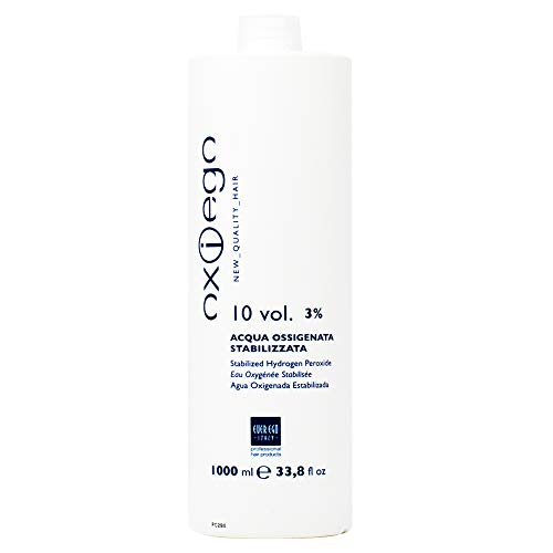 Ever Ego OxiEgo Stabilized Hydrogen Peroxide (10Vol 3% 33.8oz)
