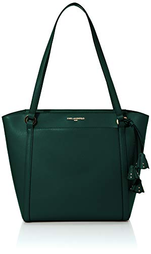 Karl Lagerfeld Paris IRIS Tote, hunter