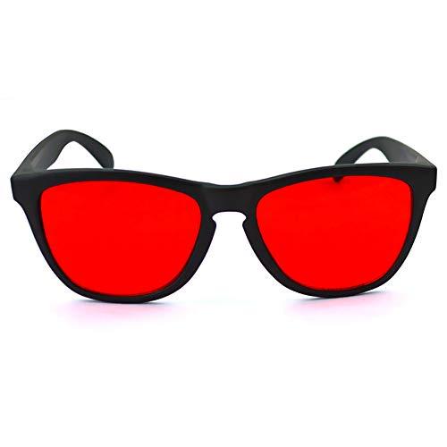 YHANS Farbkorrekturgläser Farbenblinde Korrekturbrillen Farbenblinde Brille Verbesserung Der Farbe Das Hilft Menschen Mit Farbsehschwäche Geeignet Für Drinnen Und Draußen