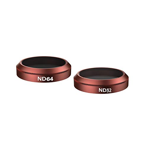 Skyreat ND Filter Set (ND32 ND64) Compatible with Mavic 2 Zoom Filters
