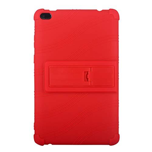 Yudesun Funda para Lenovo Tab E8 - Soporte Silicona Suave Skin Bolsa Caucho Protectora Ligero Cáscara Funda para Lenovo Tab E8 TB-8304F 2019 Release 8