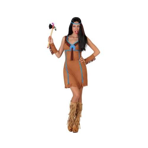 Atosa - Disfraz de indio para mujer, talla XL (18330): Amazon.es ...