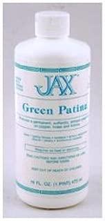 Jax Green Patina Pint