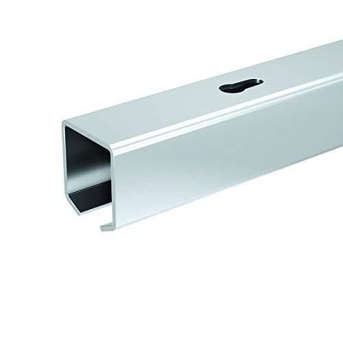 Laufschiene Stahl 295 cm für Schiebetürbeschlag SLID'UP 1200, 1300 AUSSENBEREICH für Durchgangstüren