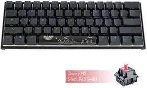 Ducky Mecha Mini RGB - Silent Red…
