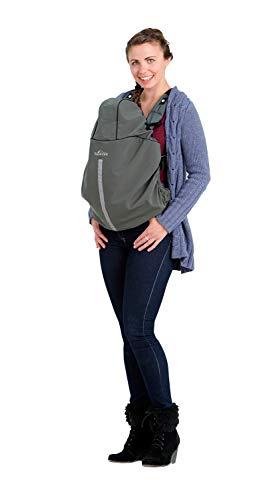 AMAZONAS Softshell Cover für alle Babytragen wasserabweisend wärmeisolierend 0-3 Jahre