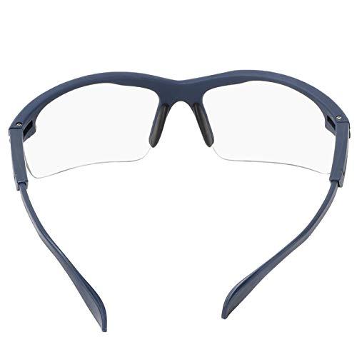 DAUERHAFT Gafas Protectoras de Trabajo a Prueba de Agua Gafas de Seguridad de Alta definición, para Pescar